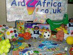 Toys and other resources for the pre-school unit