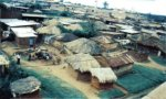 one of the many slums in Kenya that is home to vulnerable children