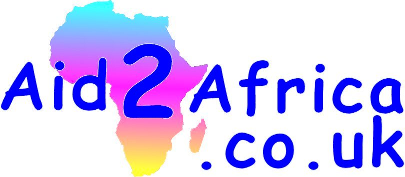 Aid 2 Africa.co.uk charity logo